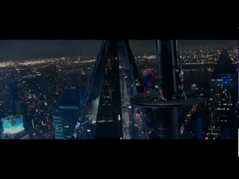 THE AMAZING SPIDER-MAN - Official Movie Trailer