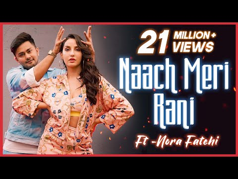 Naach Meri Rani ft. @Nora Fatehi  | Awez Darbar Choreography