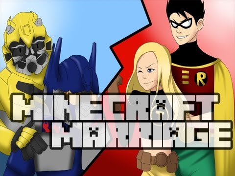 Sunday Marathon | Minecraft Marriage Ep.26 | Un-Employment for Robots