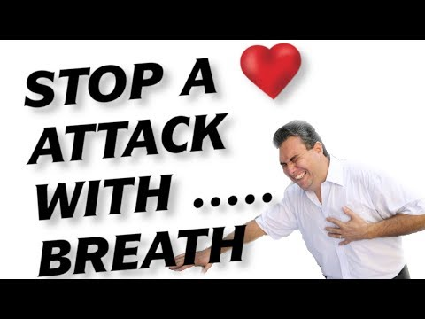 Stop Heart Attack, Prevent Heart Disease (Treatment: Buteyko Exercise)