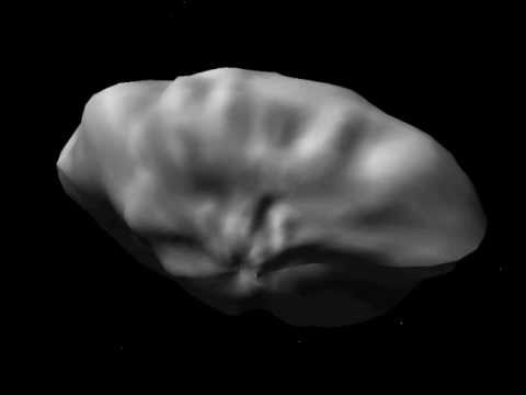 Asteroida 99942 Apophis - Astronomia Cybermoon