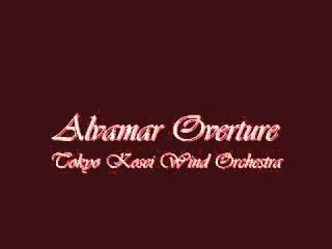 Alvamar Overture.Tokyo Kosei Wind Orchestra.