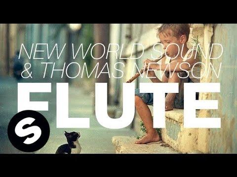 New World Sound & Thomas Newson - Flute (Original Mix) - default