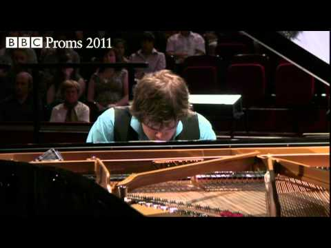 BBC Proms 2011: Benjamin Grosvenor play Boogie Woogie