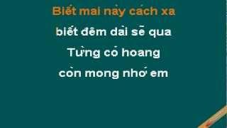 Chiều vắng - karaoke ( only beat )