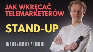 <b>Marcin Wojciech</b> - Jak wkręcać telemarketerów?