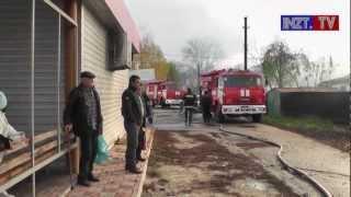 Страшный пожар разрушил дом в Житомире