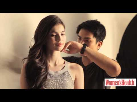Women's Health Anne Curtis Cover Shoot BTS