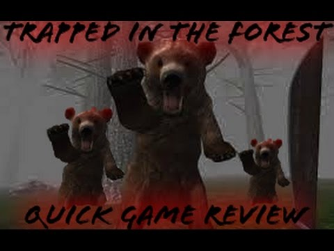 Trapped In The Forest - Quick Game Review