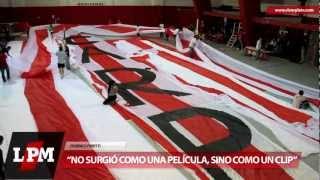 Así se hace la película de la bandera más larga del mundo - Entrevista a Federico Peretti