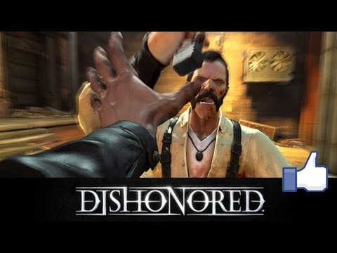 Dishonored: Debut Trailer [HD] -e21ko3p0q6E