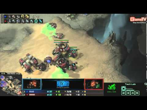 SC2 | ROG Jaedong vs INnovation Bo 5 Set 5
