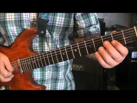 How to play Tuff Enuff by The Fabulous Thunderbirds on guitar by Mike Gross