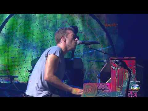 Rock In Rio 2011 Coldplay Paradise Legendado HD