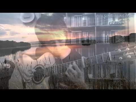 Sungha Jung -  You Raise Me Up (Sunset over the Lake)