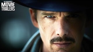 IN A VALLEY OF VIOLENCE Trailer | Ethan Hawke and John Travolta Square Off in the Old West