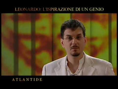 Leonardo da Vinci genio o Copione? - Atlantide - Mario Taddei 2008