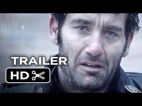 Last Knights Official Trailer #1 (2015) - Clive Owen, Morgan Freeman Movie HD
