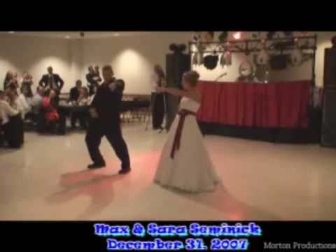 The Best First Dance at a Wedding - Very Funny 1st Dance!