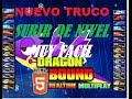 DragonBound ¡TRUCO PARA SUBIR DE NIVEL! - Madafake
