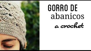 Gorro en Crochet (Ganchillo) - Parte 2 de 2