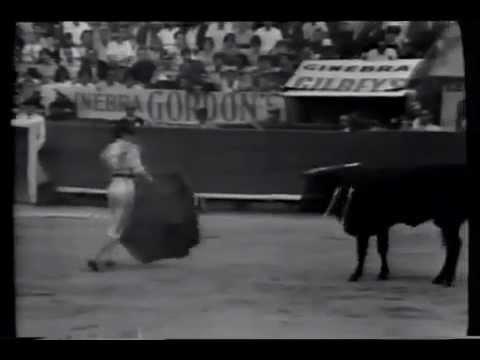 Faena de antologia, Curro Rivera en La Plaza de Toros Mexico