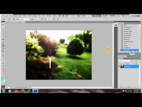 "Adding ""Dream Effect"" CS4 & CS5 *very simple*"