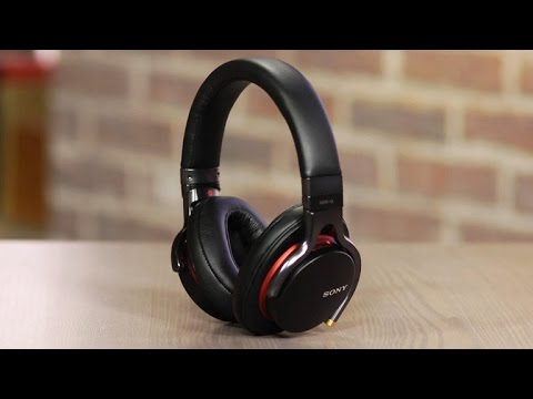 Sony MDR-1A: Supercomfortable over-ear headphone gets a performance boost