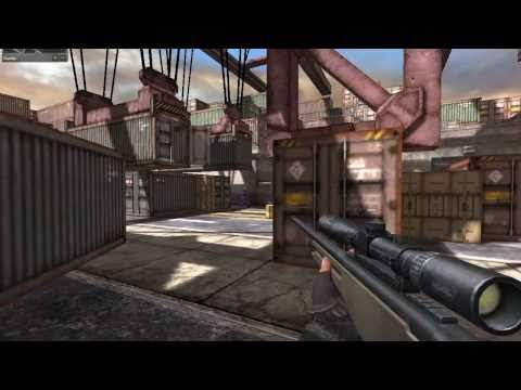 [MMOFPS]Point Blank AWP Montage Video