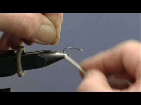 Learn Fly Tying Lesson 20 For Beginners The Copper Nymph