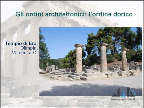 videocorso storia dell'arte greca - lez 4 - parte 1