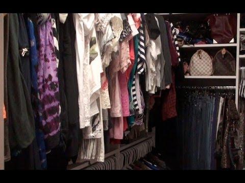 Closet Tour!