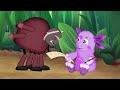 Фрагмент с средины видео - Лунтик и его друзья - 157 серия. Критика