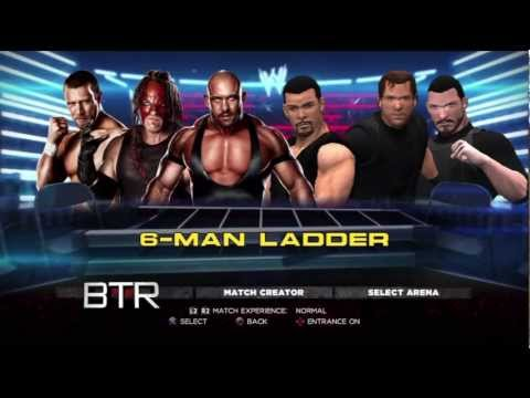 WWE TLC 2012 Predictions Ryback & Team Hell No vs The Shield Tables, Ladders and Chairs(WWE 13)