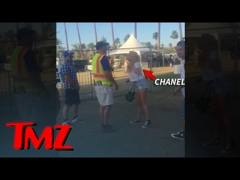 Chanel West Coast Throws Epic Tantrum After Coachella Denial