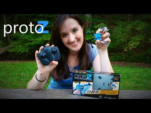Proto-Z Review and Flight Estes Beginner RC Quadcopter - TheRcSaylors - UCYWhRC3xtD_acDIZdr53huA