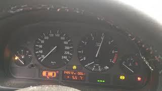 Двигатель (ДВС) BMW 5 E39 (1995-2003) Артикул 52505037 - Видео