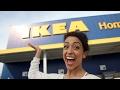 I GOT KICKED OUT!! IKEA WITH LIZA!
