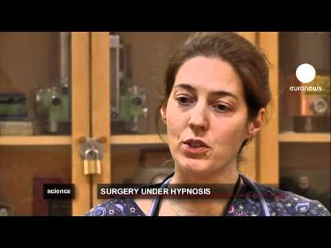 euronews science - Surgery under hypnosis