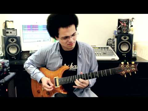 'Only Girl (In The World)' Rihanna Cover: Guitar - Adam Lee