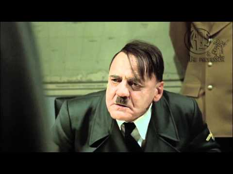 Hitler Gets Angry about Why this Kolaveri Di?