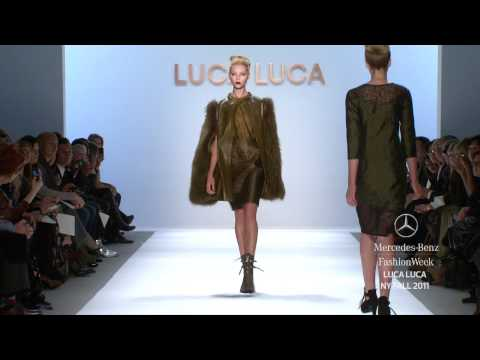Luca Luca  FALL 2011 COLLECTION, MERCEDES-BENZ FASHION WEEK