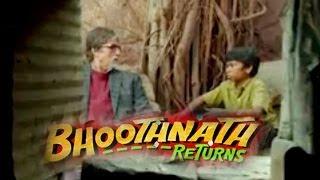 Bhoothnath Returns Official Theatrical Trailer | Amitabh Bachchan, Shah Rukh Khan & Ranbir Kapoor