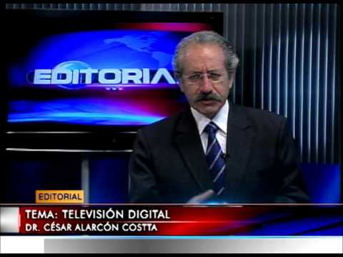 Editorial RTU Noticias 11/05/2013 Tema: Televisión Digital