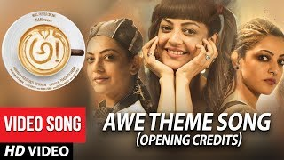 AWE Theme Song Opening Credits - Awe Video Songs