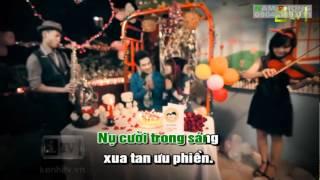 Chờ em - karaoke ( only beat )