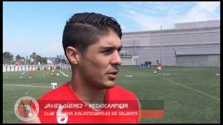 The Xoloitzcuintles midfielder talks about the upcoming match vs. Pumas UNAM