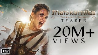 Manikarnika - The Queen Of Jhansi | Official Teaser