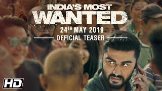 India's Most Wanted | Official Teaser