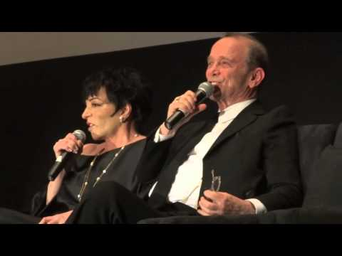 LIZA MINNELLI, JOEL GREY, MICHAEL YORK, MARISA BERENSON Q&A for CABARET
